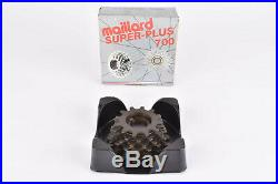 NOS/NIB Maillard Super Plus 700 freewheel 6 speed with BSA treading from 1985