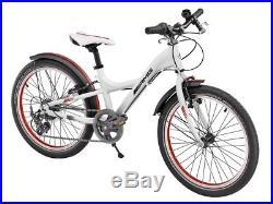 Original Mercedes Benz Youth Wheel Bicycle Bike Alu White 20 inch from 6 years
