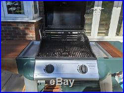 Outback Mayfair/Tungston gas barbecue only used 6 times from new
