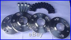 PCD Wheel adapters Citroen Peugeot from 4x108 to 5x108 20mm