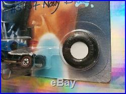 Paddy Wagon Prototyperedlinefrom Luis M. Employee Collectionhot Wheelsrare