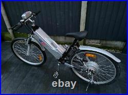 PowaByke Euro 200W 26 Wheel 6 Speed Electric Bike. New Unused from storage