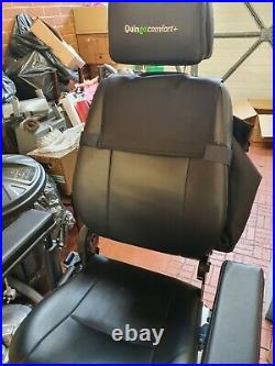 Quingo Vitess 2 Comfort+ 5 Wheel Mobility Scooter Only 35 miles From New