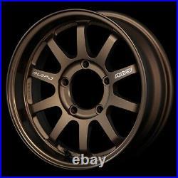 RAYS A-LAP-J 16x5.5J -20, 0, +20 5x139.7 Bronze Lightest Wheels Jimny from JAPAN