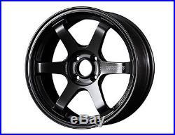 RAYS TE37 SONIC Wheels 15x6.5J +45 4x100 Diamond Dark Gunmetal from JAPAN