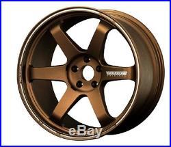 RAYS VOLK Racing TE37 ULTRA Forged Wheels Bronze 19x8.5J/9.5J +45/+44 from JAPAN