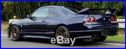 RAYS VOLKRACING ZE40 18x9.5J +22 Bronze for SKYLINE GT-R set of 4 from JAPAN