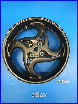 Rear wheel rim enkei for honda cb 1000 r from year 2011 to 2015 black new