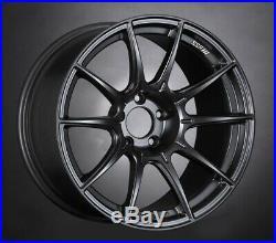 SSR GT X01 19x8.5J 5x112 +45 Flat Black from Japan 1 rim price JDM Wheel