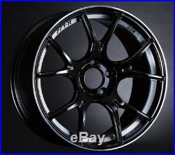 SSR GT X02 19x8.5J 5x112 +45 Gloss Black from Japan 1 rim price JDM Wheel