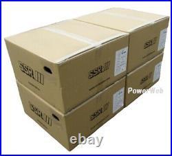 SSR GT X03 18x8.0 5x114.3 +45 Chrome Silver from Japan 4 rims JDM Wheels
