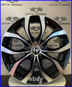 Set 4 Alloy Wheels Compatible Alfa Romeo 147 156 164 Gt From 17 New Offer