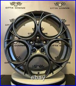 Set 4 Alloy Wheels Fiat 500X Croma From 18 New, Super Offer Top Bargain