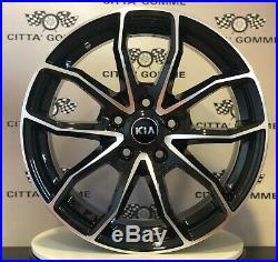 Set 4 Alloy Wheels Kia Sportage Carens Sorento Niro Ceed Optima from 18 New