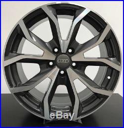 Set 4 Alloy wheels Audi A3 Q2 Q3 TT NEW FROM 17 OFFER INTRODUCTORY SUPER ESSE