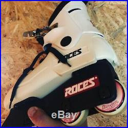 The ultimate collectors item First gen. Roces M12 from 1996 with Senate Wheels