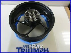 Triumph Street Triple 765 S Rear Wheel T2010924 Fits From 2017