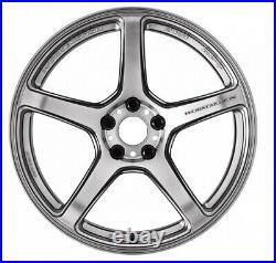 Work Emotion T5R 19x9.5 +35, +25 5x114.3 GSL from Japan 4 rims wheels JDM
