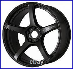 Work Emotion T5R 19x9.5 +35, +25 5x114.3 MGK from Japan 4 rims wheels JDM
