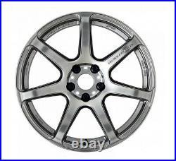Work Emotion T7R 18x9.5 +38 +30 +22 +12 5x114.3 GTS from Japan 4 rims wheels JDM