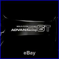 YOKOHAMA ADVAN RACING GT Premium Version wheels for GT-R 20x10J/12J from JAPAN