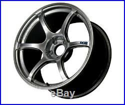 YOKOHAMA ADVAN RACING RGIII wheels 17x7.5J +50 5x100 Hyper Black from JAPAN