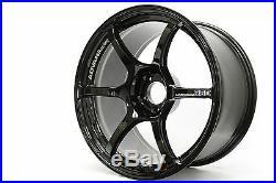 YOKOHAMA ADVAN RACING RGIII wheels rims for AUDI A4/AVANT 19x8.5J from JAPAN